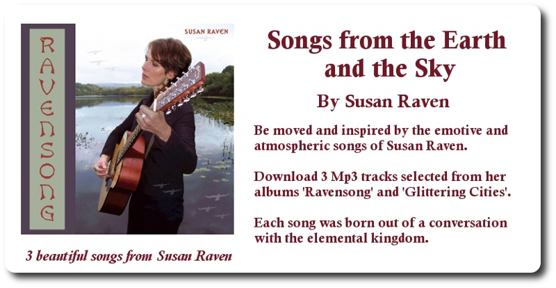 Susan Raven recordings offer