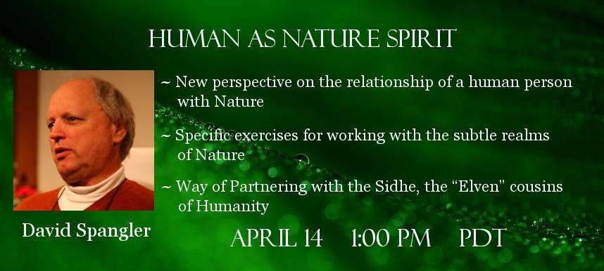 David Spangler Guardian Spirits of Nature