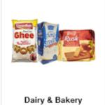 Dairy & Bekary