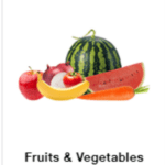 Fruits & Vegitables