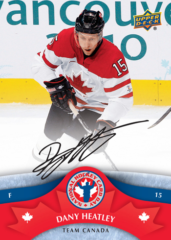2013-National-Hockey-Card-Day-Canada-Autograph-Dany-Heatley
