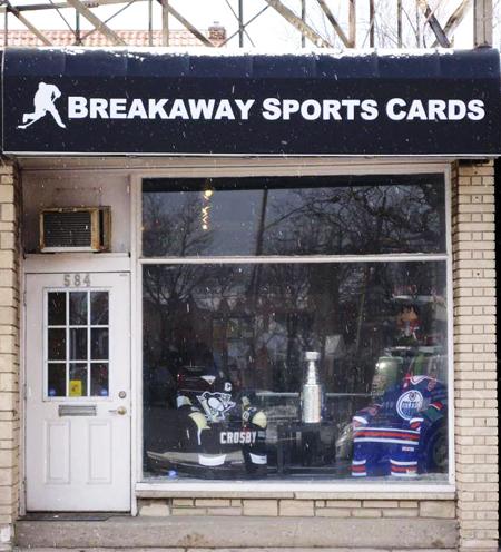 Breakaway-Sports-Cards-Hamilton-On-Exterior-Address