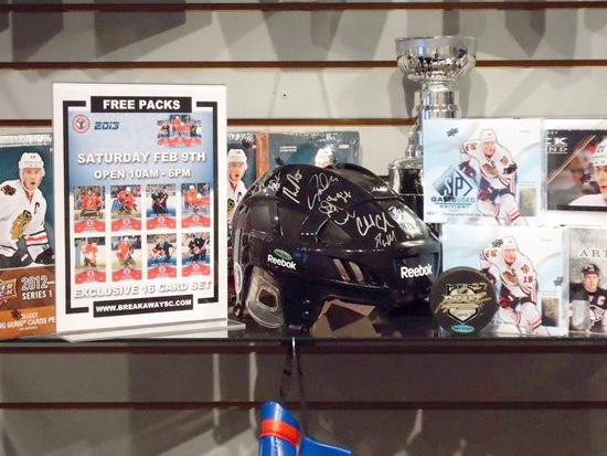 Breakaway-Sports-Cards-Hamilton-On-National-Hockey-Card-Day-Promotion