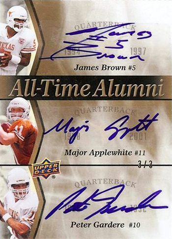 University-of-Texas-Longhorns-Football-Super-Fan-Collector-Triple-Autograph-Card