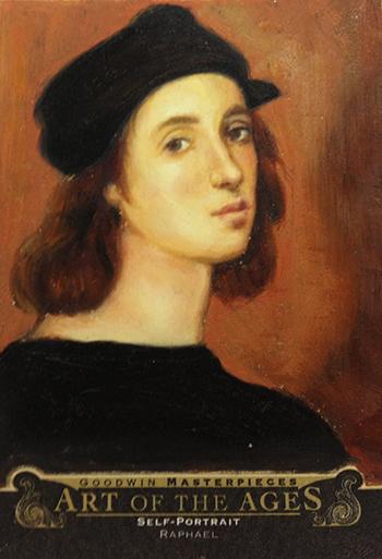 2014-Goodwin-Champions-Upper-Deck-Art-of-the-Ages-Rapheal-Self-Portrait
