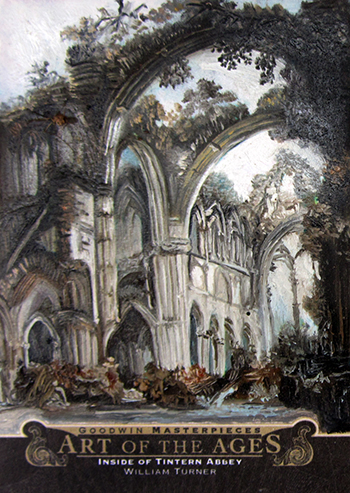2014-Goodwin-Champions-Upper-Deck-Art-of-the-Ages-William-Turner-Inside-Tintern-Abbey