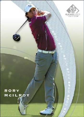 Rory-McIlroy-Golf-Collectibles-Card-Rookie-Best-2013-SP-Game-Used-SP1-XRC