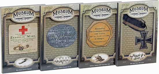 2014-Upper-Deck-Goodwin-Champions-Museum-Collection-World-War-I-WWI-Artifacts