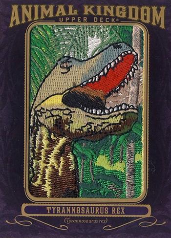 2012-Goodwin-Champions-Animal-Kingdom-Tyrannosaurus-Rex
