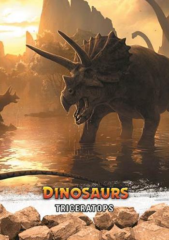 2015-Upper-Deck-Dinosaurs-Base-Card-Triceratops