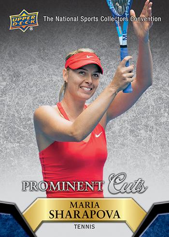 2015-Upper-Deck-National-Sports-Collectors-Convention-Prominent-Cuts-Sharapova