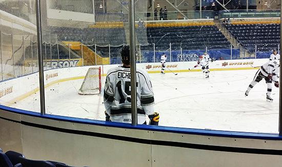 Dan-Tracy-Upper-Deck-Diamond-Club-Member-NHLPA-Rookie-Showcase-Shinny-Scrimage-Game-Eichel