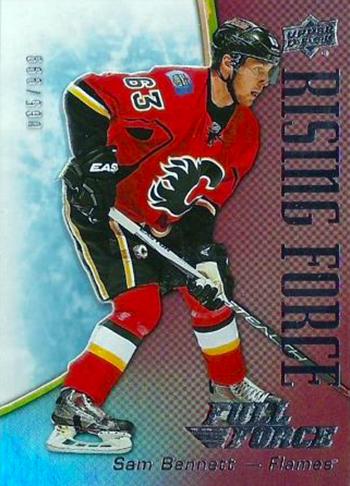 2015-16-Upper-Deck-NHL-Full-Force-Top-Best-Rookie-Card-Sam-Bennett