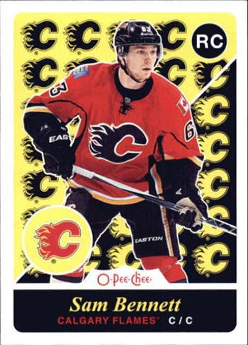 2015-16-Upper-Deck-NHL-O-Pee-Chee-Top-Best-Rookie-Card-Sam-Bennett