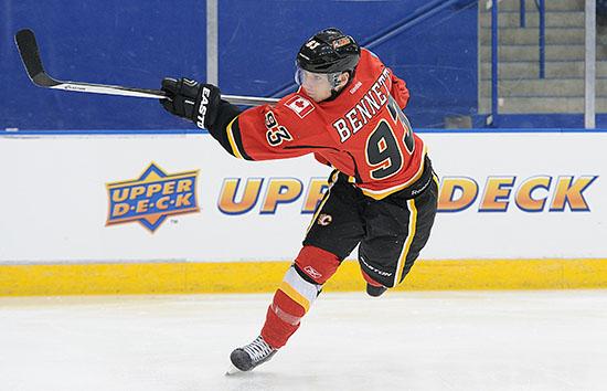 Upper Deck NHLPA Rookie Showcase Sam Bennett