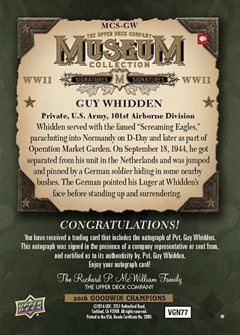 2016-Upper-Deck-Goodwin-Champions-Peal-Harbor-WWII-Veteran-Autograph-Card-Back