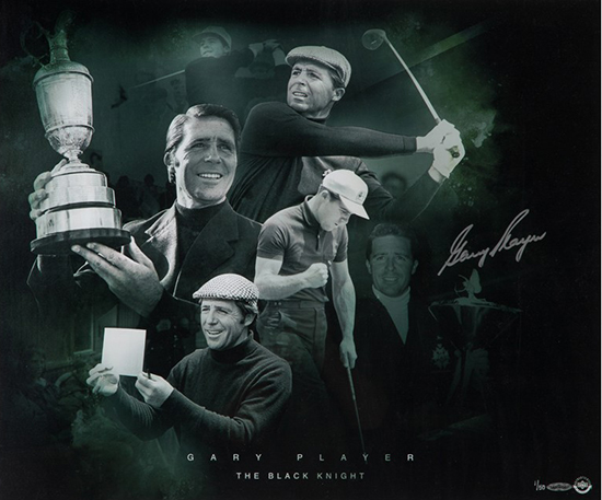 gary-player-autographed-black-knight-photo-upper-deck-authenticated-signed-image-picture