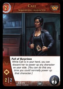 2016-upper-deck-vs-system-2pcg-alien-battles-preview-company-synthetic-supporting-character-call