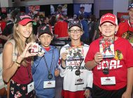 Upper Deck Succeeds Like No Other in Bringing Fans Closer to the Game at the 2017 NHL Draft™ in Chicago