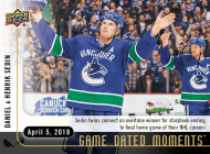 Week 27: 2017-18 NHL® Game Dated Moments Packs are Now Available on e-Pack!