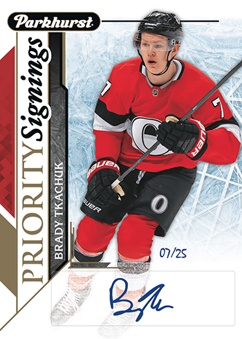 2019 upper deck parkhurst signings autograph trading card spring expo toronto