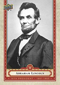 Abraham Lincoln Presidential Pack