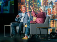 Upper Deck Gives Shop Owners a Night to Remember with Kevin Smith and Bobby Orr