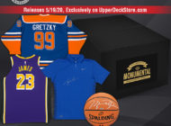 The Sports Collectibles Trade Show Experience Comes Home with the Launch of Upper Deck Authenticated's Monumental Multi-Sport Product Releasing on May 19, 2020