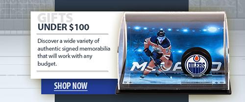 2020 father's day hockey memorabilia under $100