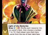 Vs. System 2PCG: The Frightful Card Preview – Two Men and a Wavy