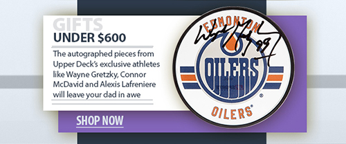 2020 father's day hockey memorabilia under $600