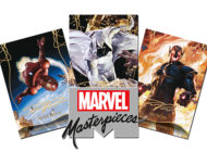 Check Out Details on the New 2020 Marvel Masterpieces Featuring Artwork from David Palumbo