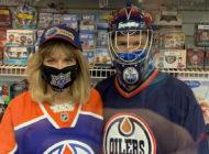 Upper Deck's Stanley Cup Playoff Hobby Tournament: Chicago Blackhawks vs. Edmonton Oilers