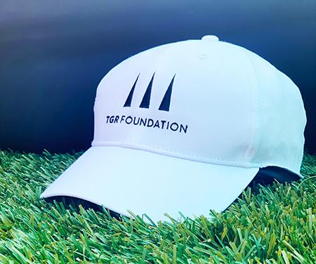 tiger woods tgr foundation hat