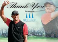 Upper Deck Amplifies Support of TGR Foundation Education Programs Through Sales of Tiger Woods Memorabilia