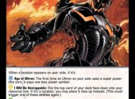 Vs. System 2PCG: Crossover Vol 3 Card Preview – Who's the Boss?