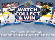 Collect 2 Free Packs For The NHL Outdoors at Lake Tahoe™ in the Watch, Collect and Win Contest!