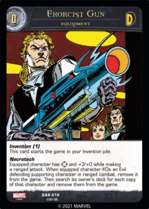 1-2021-upper-deck-vs-system-2pcg-marvel-into-darkness-equipment-exorcist-gun