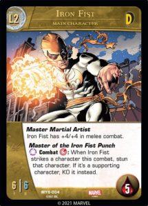 2-2021-upper-deck-vs-system-2pcg-marvel-mystic-arts-main-character-iron-fist-l2