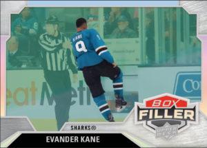Evander Kane - Box Filler - Upper Deck NHL Series 2