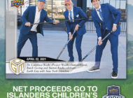 Celebrate Earth Day with Rocks! How you can help Upper Deck and Dr. Lawrence Rocks support the Islanders Children's Foundation