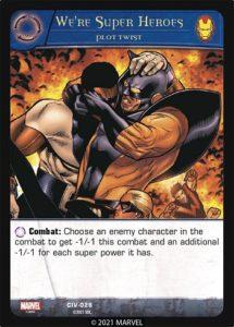 4-2021-upper-deck-marvel-vs-system-2pcg-civil-war-battles-plot-twist-were-super-heroes