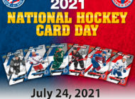 It's Here, National Hockey Card Day 2021! Learn Everything You Need Know About Upper Deck's Massive NHL® Trading Card Giveaway!