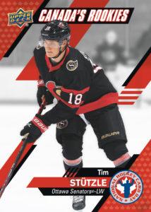 Tim Stutzle NHCD Card