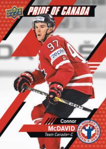 Connor McDavid NHCD Card