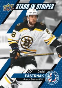 David Pastrnak NHCD Card