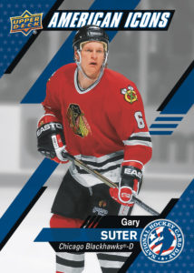 Gary Suter NHCD Card
