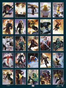 Marvel Masterpieces Retrospective REGULAR