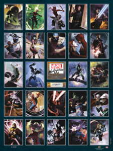 21 Marvel Masterpieces Retrospective VARIANT