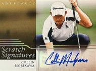 Upper Deck's Collin Morikawa Golf Rookie Cards Surge in Popularity after Major Victory